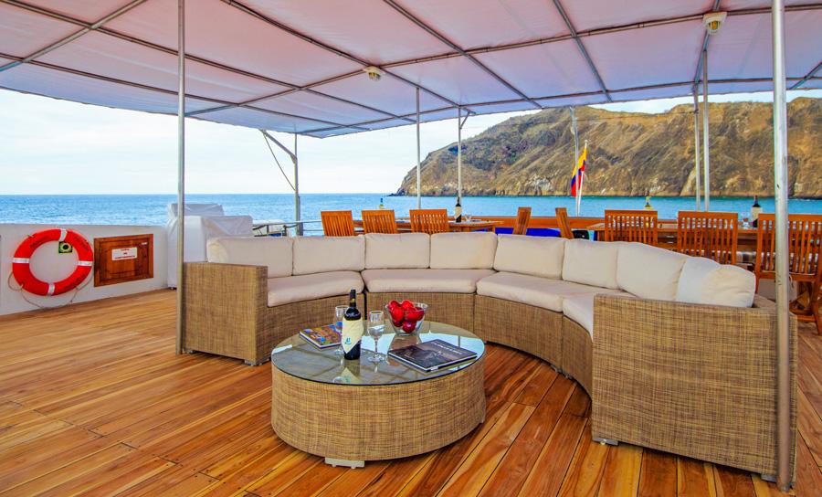 Catamaran Archipel I ATC Cruises Galapagos Islands Ecuador