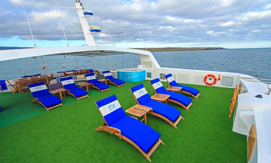 Catamaran Archipel II ATC Cruises Galapagos Islands Ecuador