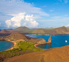 Bartolome Archipel ATC Cruises Galapagos Islands Ecuador