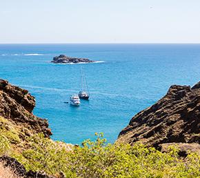 Pitt point Archipel ATC Cruises Galapagos Islands Ecuador