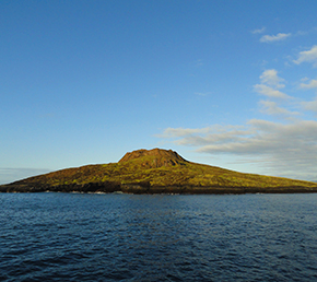 Chinese Hat Archipel ATC Cruises Galapagos Islands Ecuador