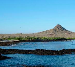 Dragon Hill Archipel ATC Cruises Galapagos Islands Ecuador