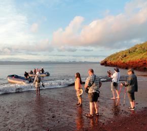 Rabida ATC Cruises Galapagos Islands Ecuador