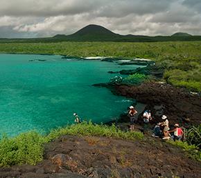 Floreana Champion Islet Archipel ATC Cruises Galapagos Islands Ecuador